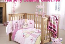 Lottie & Squeek Girls Nursery Bedding / 0