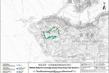 Hong Kong Hiking Mobile Network Coverage / It is important to be safe while out hiking so we have edited these maps for ease of use from Office of the Communications Authority and Survey & Mapping Office Lands Department showing mobile network coverage of all the marked hiking trails in Hong Kong. Many people are unaware that these maps even exist. For the sake of people's safety it is important that they are aware!