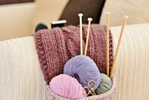 knit, knit and knit a little bit more