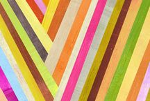 Patterns and fabric inspiration / by Louise Buckley