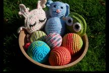Baby toys FOR SALE! / Handmade by Silly Little Sheep