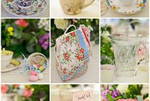 Shabby Chic Wedding! / Un mix tra country, provenzale e chic...
