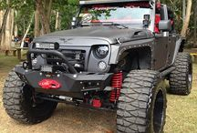 Jeep Wrangler / by Robert Phillips