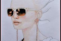 MY illustrations.