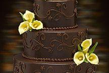 классика торты шоколад