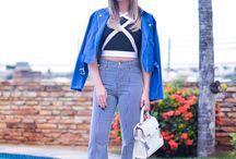 Jeans / Para você estar sempre linda com jeans