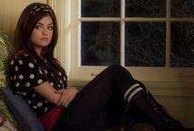 Lucy Hale Style
