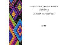 Delika Delica Miyuki / Delica Design, tiles and colors