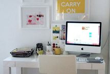 adorable office inspiration!