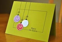 card ideas / by Andrea Trump