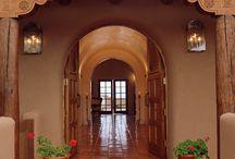 Pueblo Style Homes