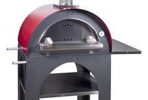 CLEMENTI Wood fired oven PULCINELLA 60x60 / Pulcinella  oven 60x60