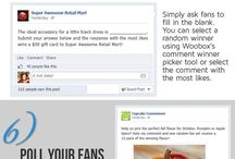 Facebook Promotions / How to Build a Facebook Audience and Increase Sales with a #Facebook Promotion #socialmedia
