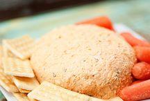 Dips, Snacks, Appetizers, Breads & Fruit / by Danielle Rankin