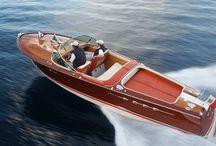 My yachts...