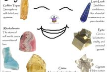 Empowering crystals and gemstones