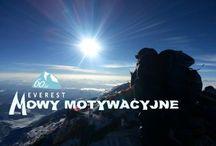 """""""Góry dają mi siłę - czyli jak osiągać cele na przykładzie wyprawy na Everest"""". / Wraz z początkiem września rozpoczęłyśmy wspólną podróż z Piotrem Cieszewskim, który podzielił się z nami swoimi doświadczeniami z wyprawy na Mount Everest i to dało początek naszemu wspólnemu projektowi. Zainteresowanych zapraszamy na naszą stronę: http://www.trenerkiwpodrozy.pl/twoj-everest.html"""