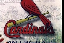 I ♡ Baseball & StL Cardinals / by Cammy Chance