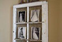 Window Frame Ideas / by Holly Barrington