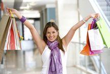 Shopping / by Aimee Merkle