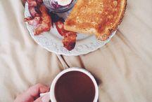 Desayuno con té