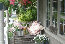Country porches :)