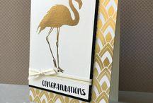 Stampin' Up! - Fabulous Flamingo