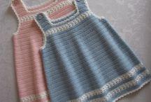 Vestid tejido guagua