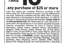 Coupons / by meghan beck