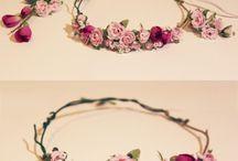 i love crown flower