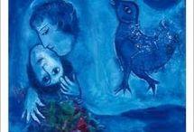 My kind of blue / by Pierre Raiman