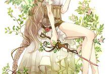 Manga Fairy/Fantasy