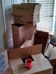Moving/packing