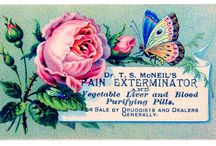 Vintage Medicine, Remedies, Cures / I suppose you can all tell by now how much I love vintage! I really love to share anything vintage I find...hope you all enjoy! Please feel free to repin all the things you like! / by Linda Elliott