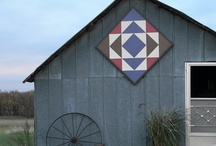 There's s Quilt on That Barn! / Barn quilts