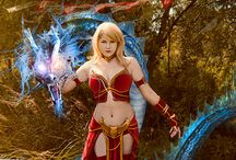 Blood Elf from World of Warcraft / https://www.facebook.com/ZyunkaMuhinaCosplay https://www.instagram.com/zyunka_cosplay Photo-https://www.facebook.com/likaphotographer