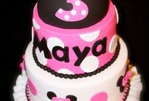 Birthday party ideas / by Tara Mulkey