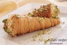 Arabian delicacies