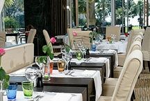 Restaurant Le Park 45 at Le Grand Hotel Cannes
