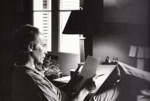 Authors at Their Desks / by The Paris Review