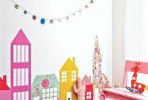 διακοσμηση παιδικού δωματιου