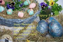 Easter / Happy Easter