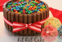 Cake themes - cute
