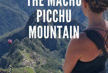 The Machu Picchu Mountain