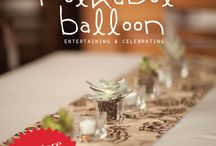 D & P Celebrations Magazine ~ Polka Dot Balloon