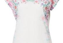 Outfit 1 (summer beach/shopping)
