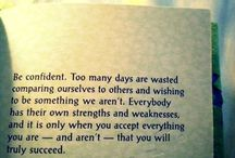 quotess. / by Brittnee Stout