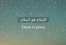 Islam is Peace / Invite As You Please! No Problem. / by L E E N A