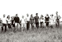 large group photography / by Cyrissa Carlson