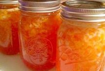 Preserves, Canning and Jams